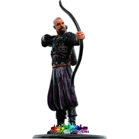 Lord Of The Rings Collectors Models Corsair Pirate At West Osgiliath 133 Hand Painted Figurine Hand