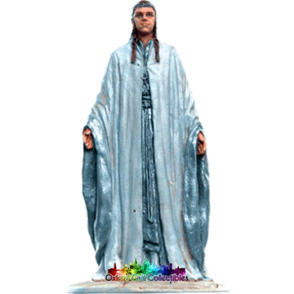 Lord Of The Rings Collectors Models Elrond At Minas Tirith 146 Hand Painted Figurine Hand