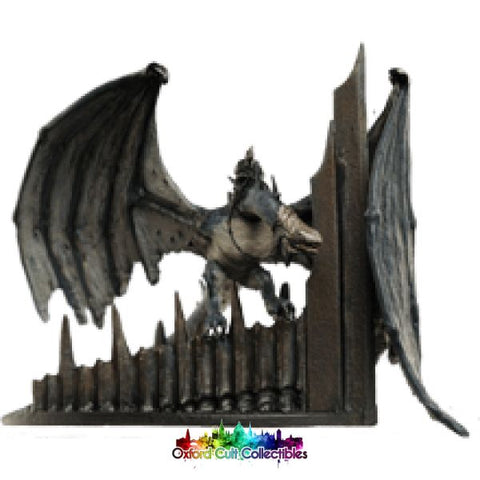 Lord Of The Rings Collectors Models Fell Beast At Minas Morgul 118 Hand Painted Figurine Hand