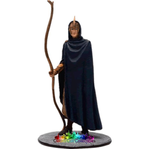 Lord Of The Rings Collectors Models Galadhrim Archer At Helms Deep 102 Hand Painted Figurine Hand