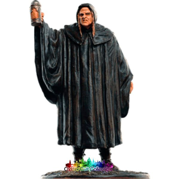 Lord Of The Rings Collectors Models Gate Keeper At Bree 131 Hand Painted Figurine Hand