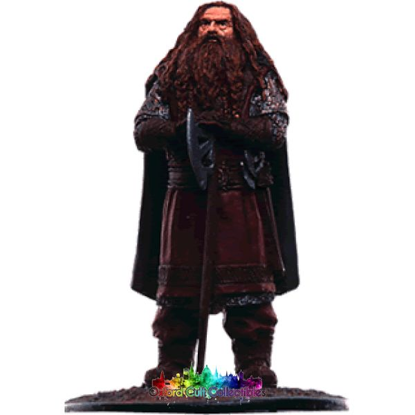 Lord Of The Rings Collectors Models Gimli At Lothlorien 104 Hand Painted Figurine Hand