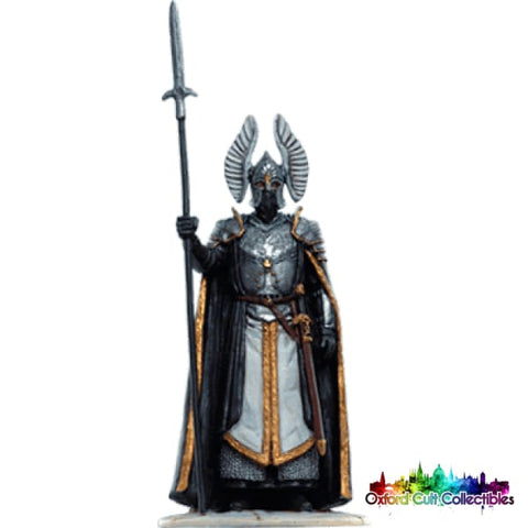 Lord Of The Rings Collectors Models Gondorian Citadel Guard At Minas Tirith 138 Hand Painted Figurine Hand Painted Figurine