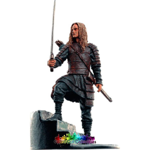 Lord Of The Rings Collectors Models Haleth At Helms Deep 130 Hand Painted Figurine Hand