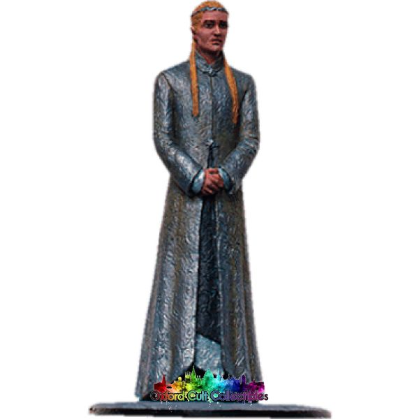 Lord Of The Rings Collectors Models Legolas At Minas Tirith Number 100 Hand Painted Figurine Hand