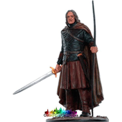 Lord Of The Rings Collectors Models Madril Ithilien Ranger Captain At Osgiliath 135 Hand Painted Figurine Hand