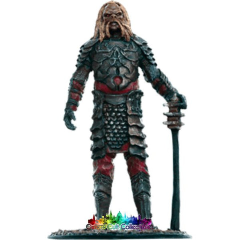 Lord Of The Rings Collectors Models Orc Artillery Man At Pelennor Fields 152 Hand Painted Figurine Hand