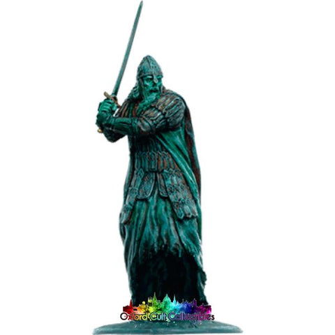 Lord Of The Rings Collectors Models Soldier Dead In Cave Erech 143 Hand Painted Figurine Hand