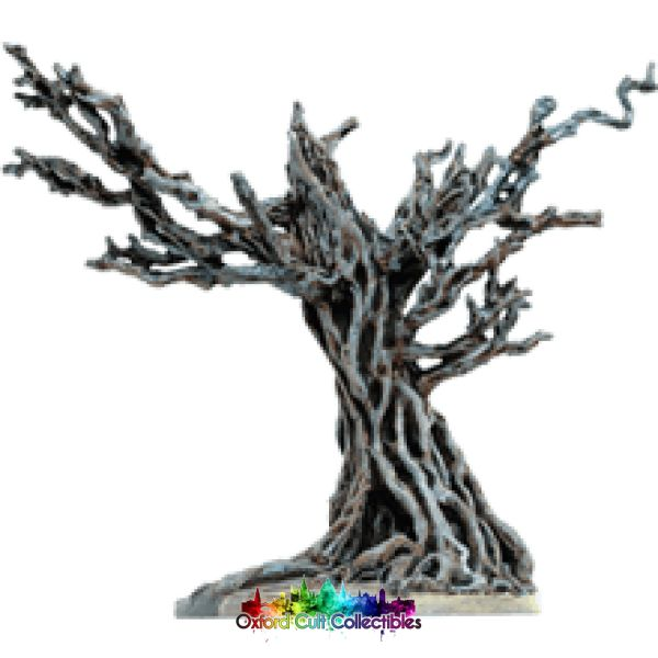 Lord Of The Rings Collectors Models Tree Gondor 136 Hand Painted Figurine Hand