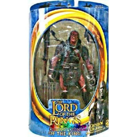 Lord Of The Rings Crossbow Uruk Hai Rotk Action Figure