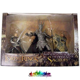 Lord Of The Rings The Defeat Sauron Action Figure Set