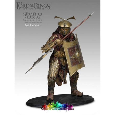 Lord Of The Rings Easterling Polystone Statue (Sideshow Weta)