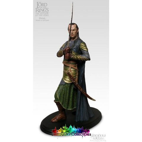 Lord Of The Rings Elrond Polystone Statue (Sideshow Weta)