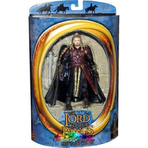 Lord Of The Rings Eomer In Ceremonial Armour Rotk Action Figure