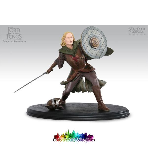 Lord Of The Rings Eowyn Polystone Statue (Sideshow Weta)