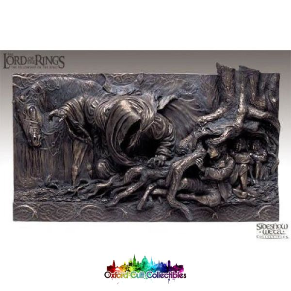 Lord Of The Rings Escape Off Road Wall Plaque