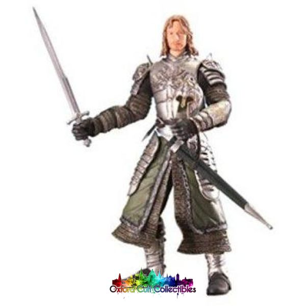 Lord Of The Rings Faramir In Gondorian Armour Trilogy Action Figure