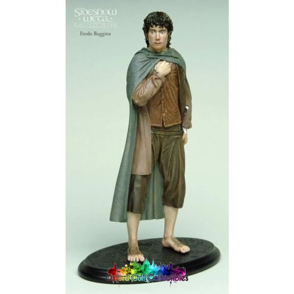 Lord Of The Rings Frodo Baggins Polystone Staue (Sideshow Weta)