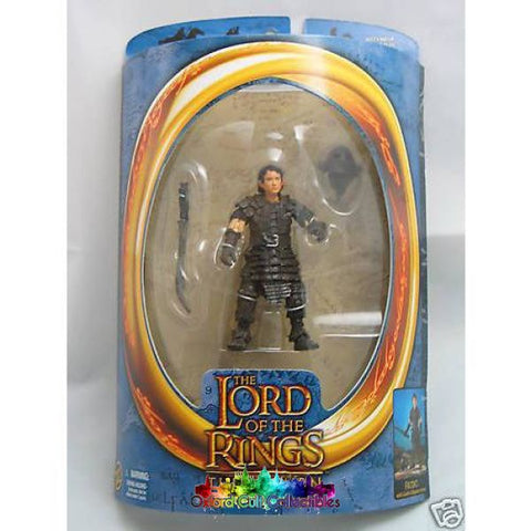 Lord Of The Rings Frodo In Orc Disguise Rotk Action Figure