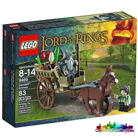 Oxford Cult Collectibles Lord Of The Rings Gandalf Arrives Lego Set