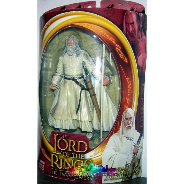 Lord Of The Rings Gandalf White Action Figure