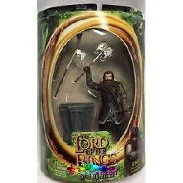 Lord Of The Rings Gimli Fotr Action Figure