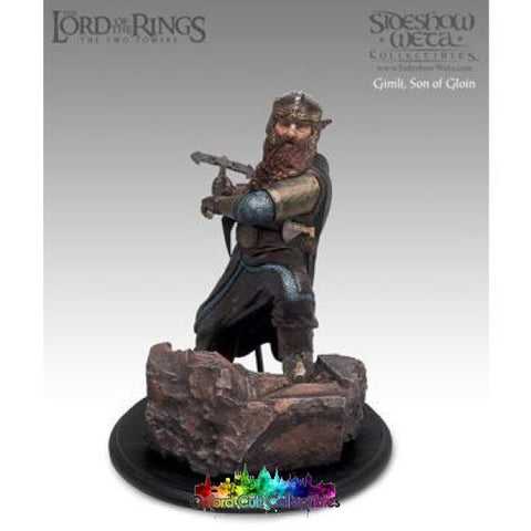Lord Of The Rings Gimli Polystone Statue (Sideshow Weta)