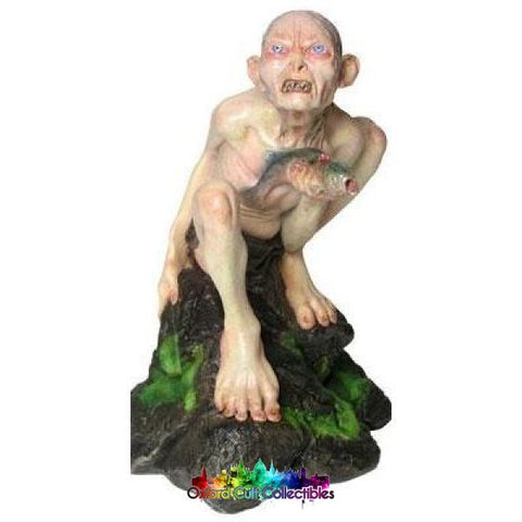Lord Of The Rings Gollum Polystone Statue (Sideshow Weta)