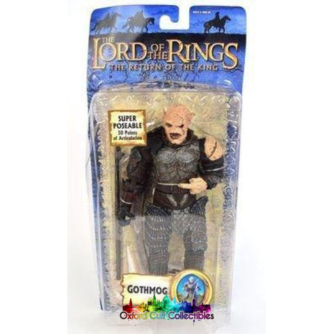 Lord Of The Rings Gotrhmog Trilogy Action Figure