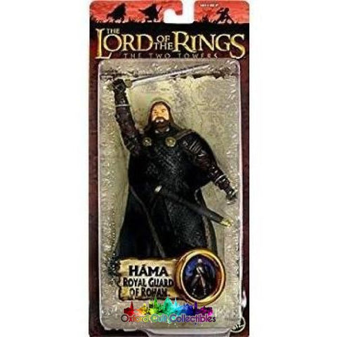Lord Of The Rings Hama Royal Guard Rohan Trilogy Action Figure