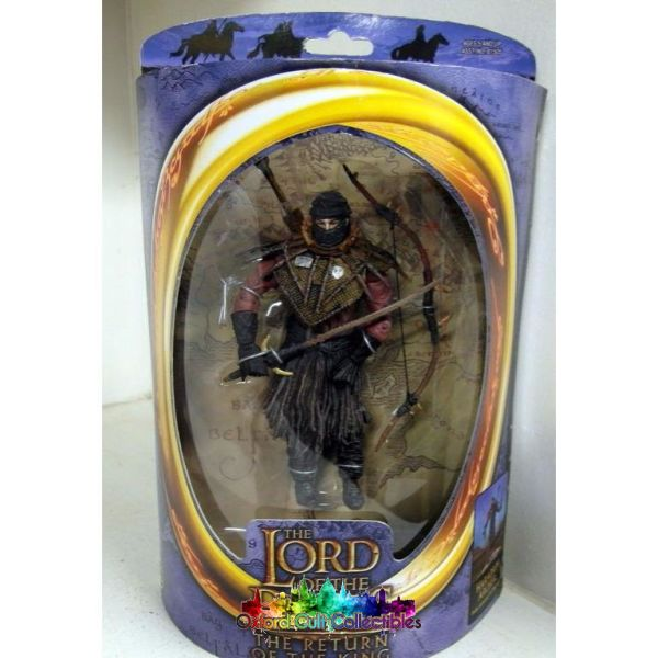 Lord Of The Rings Haradrim Archer Rotk Action Figure