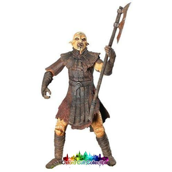 Lord Of The Rings Isengard Orc Trilogy Action Figure