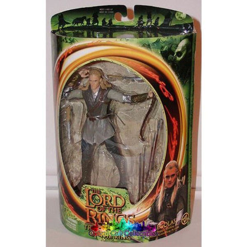 Lord Of The Rings Legolas Fotr Action Figure