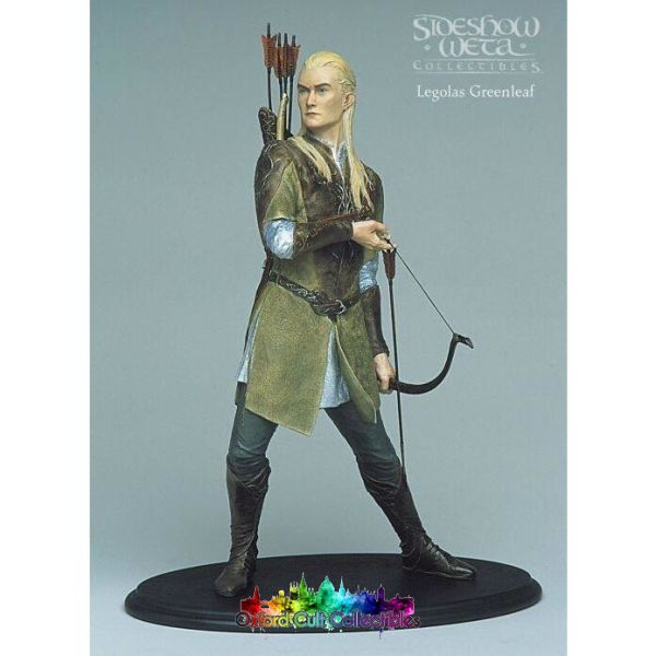 Lord Of The Rings Legolas Polystone Statue (Sideshow Weta)