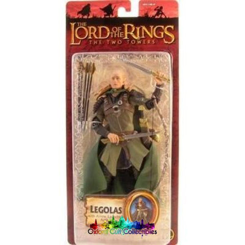Lord Of The Rings Legolas Trilogy Action Figure