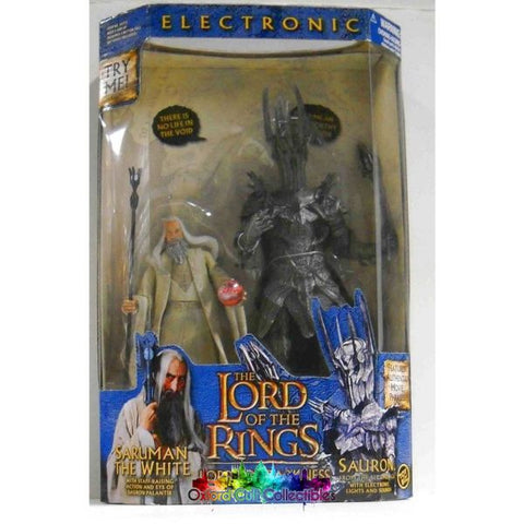 Lord Of The Rings The Lords Darkness Action Figure Set