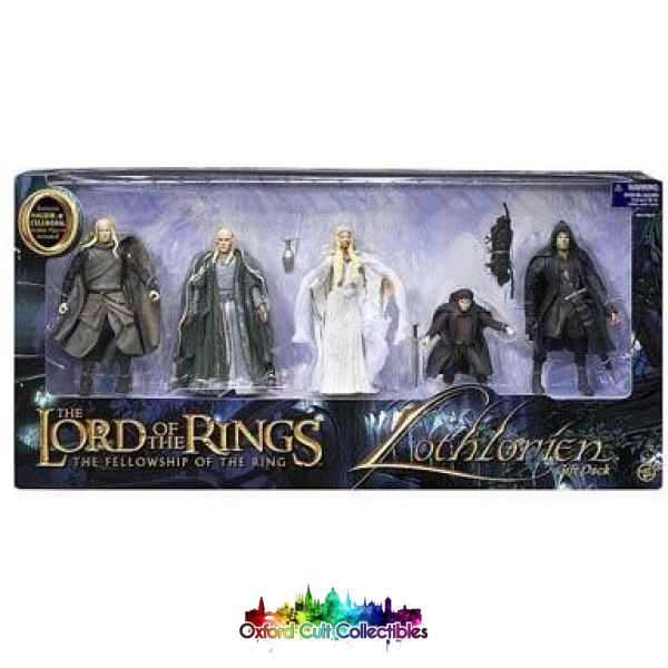 Lord Of The Rings Lothlorien Action Figure Set