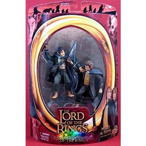 Lord Of The Rings Merry And Pippin Fotr Action Figure