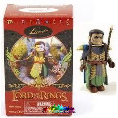 Lord Of The Rings Minimates Elrond Figure