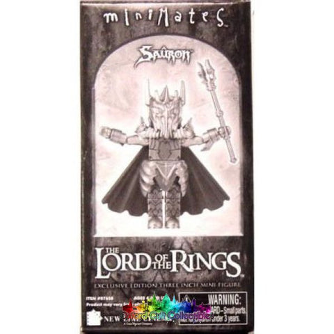 Lord Of The Rings Minimates Sauron Figure