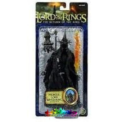 Lord Of The Rings Morgul With Fiery Sword Trilogy Action Figure