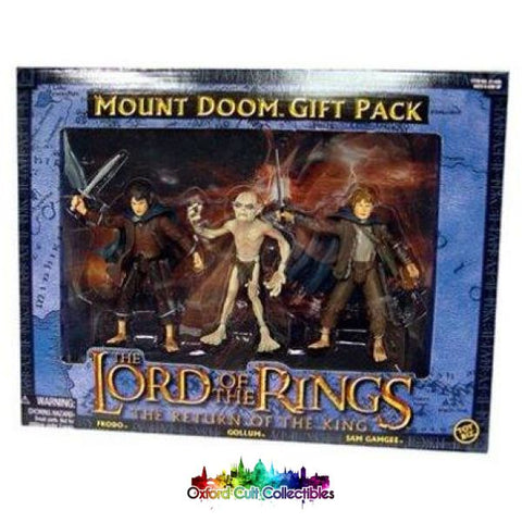 Lord Of The Rings Mount Doom Gift Pack Action Figure Set