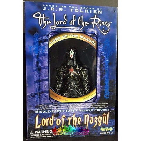 Lord Of The Rings Nazgul (The Black Captain Exclusive Variant) Deluxe Action Figure