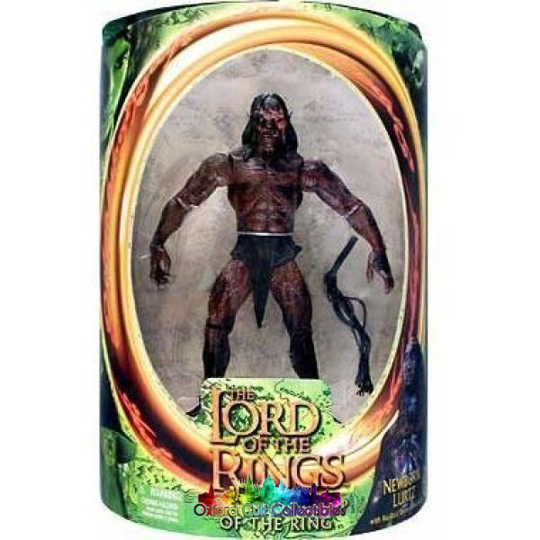 Lord Of The Rings Newborn Lurtz Fotr Action Figure