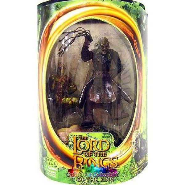 Lord Of The Rings Orc Overseer Fotr Action Figure