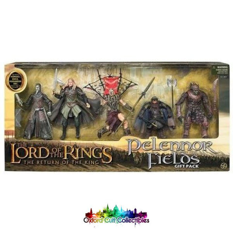Lord Of The Rings Pelennor Fields Action Figure Set