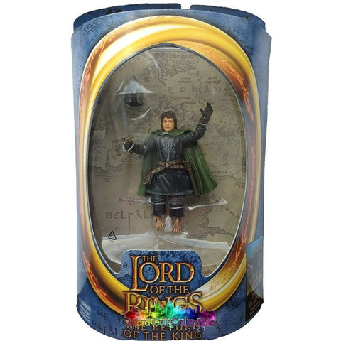Lord Of The Rings Pippin In Gondorian Armour Rotk Action Figure
