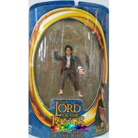 Lord Of The Rings Prologue Bilbo Rotk Action Figure