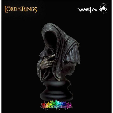 Lord Of The Rings Ringwraith Polystone Bust (Sideshow Weta)