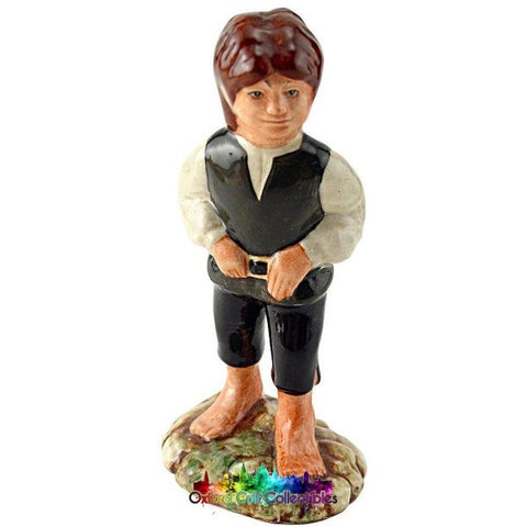 Lord Of The Rings Royal Doulton Frodo Figurine